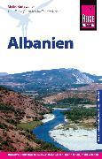 Cover-Bild zu Gutzweiler, Meike: Reise Know-How Reiseführer Albanien (eBook)