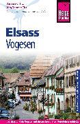 Cover-Bild zu Titz, Jörg-Thomas: Reise Know-How Reiseführer Elsass und Vogesen (eBook)
