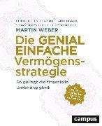 Cover-Bild zu Weber, Martin: Die genial einfache Vermögensstrategie (eBook)