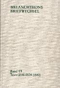 Cover-Bild zu Melanchthon, Philipp: Melanchthons Briefwechsel / Band T 9: Texte 2336-2604 (1540) (eBook)