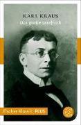 Cover-Bild zu Kraus, Karl: Das große Lesebuch (eBook)