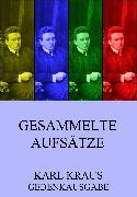 Cover-Bild zu Kraus, Karl: Gesammelte Aufsätze (eBook)
