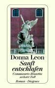 Cover-Bild zu Leon, Donna: Sanft entschlafen
