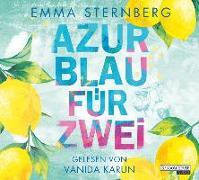Cover-Bild zu Sternberg, Emma: Azurblau für zwei