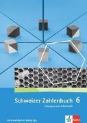Cover-Bild zu Affolter, Walter: Schweizer Zahlenbuch 6. Schuljahr. Lösung zum Arbeitsheft