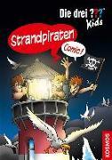 Cover-Bild zu Blanck, Ulf: Die drei ??? Kids, Strandpiraten
