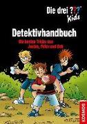 Cover-Bild zu Blanck, Ulf: Die drei ??? Kids, Detektivhandbuch