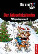 Cover-Bild zu Blanck, Ulf: Die drei ??? Kids, Der Adventskalender