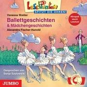 Cover-Bild zu Walder, Vanessa: LesePiraten Ballettgeschichten & Mädchengeschichten