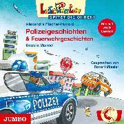 Cover-Bild zu Fischer-Hunold, Alexandra: Lesepiraten. Polizeigeschichten und Feuerwehrgeschichten (Audio Download)