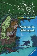 Cover-Bild zu Fischer-Hunold, Alexandra: Sherlock von Schlotterfels 5: Ganoven im Schlosspark (eBook)