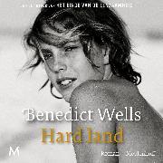 Cover-Bild zu Wells, Benedict: Hard land (Audio Download)