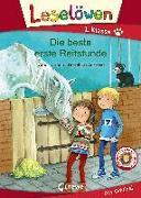 Cover-Bild zu Benn, Amelie: Leselöwen 1. Klasse - Die beste erste Reitstunde