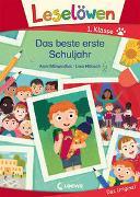 Cover-Bild zu Möwenthal, Anni: Leselöwen 1. Klasse - Das beste erste Schuljahr