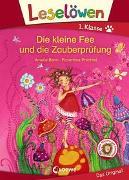 Cover-Bild zu Benn, Amelie: Leselöwen 1. Klasse - Die kleine Fee und die Zauberprüfung