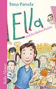 Cover-Bild zu Parvela, Timo: Ella und die falschen Pusteln