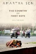 Cover-Bild zu Sen, Amartya: The Country of First Boys