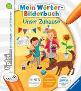 Cover-Bild zu Gernhäuser, Susanne: tiptoi® Mein Wörter-Bilderbuch: Unser Zuhause