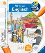 Cover-Bild zu Friese, Inka: tiptoi® Wir lernen Englisch