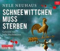 Cover-Bild zu Neuhaus, Nele: Schneewittchen muss sterben (Ein Bodenstein-Kirchhoff-Krimi 4)