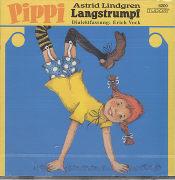 Cover-Bild zu Lindgren, Astrid: Pippi Langstrumpf