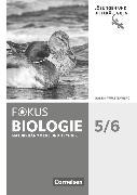 Cover-Bild zu Armbruster, Thomas: Fokus Biologie - Neubearbeitung, Baden-Württemberg, 5./6. Schuljahr: Biologie, Naturphänomene und Technik, Lösungen zum Schülerbuch mit Hilfekärtchen