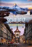 Cover-Bild zu KUNTH Verlag (Hrsg.): Unterwegs in der Schweiz