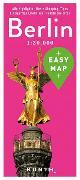 Cover-Bild zu KUNTH Verlag GmbH & Co. KG (Hrsg.): EASY MAP Deutschland BERLIN. 1:20'000