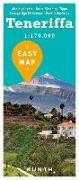 Cover-Bild zu KUNTH Verlag GmbH & Co. KG (Hrsg.): EASY MAP TENERIFFA. 1:170'000