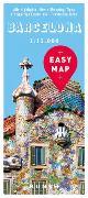 Cover-Bild zu KUNTH Verlag GmbH & Co. KG (Hrsg.): EASY MAP Europa BARCELONA. 1:15'000