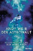 Cover-Bild zu Weir, Andy: Der Astronaut (eBook)