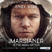 Cover-Bild zu Weir, Andy: Der Marsianer - Filmausgabe (Audio Download)