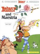 Cover-Bild zu Goscinny, René: Asterix und Maestria