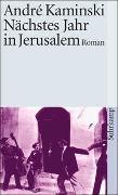 Cover-Bild zu Kaminski, André: Nächstes Jahr in Jerusalem
