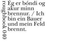 Cover-Bild zu Halldórsson, Halldór Laxness: Ich bin ein Bauer und mein Feld brennt