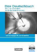 Cover-Bild zu Biermann, Martina: Das Deutschbuch - Fachhochschulreife / Berufskolleg, 11./12. Schuljahr, Handreichungen für den Unterricht, Kopiervorlagen mit CD-ROM