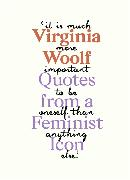 Cover-Bild zu Woolf, Virginia: Virginia Woolf