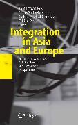 Cover-Bild zu Knipping, Franz (Hrsg.): Integration in Asia and Europe (eBook)