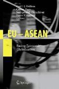 Cover-Bild zu Welfens, Paul J.J. (Hrsg.): EU - ASEAN