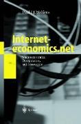Cover-Bild zu Welfens, Paul J.J.: Interneteconomics.net