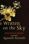 Cover-Bild zu Weinberger, Eliot (Hrsg.): Written on the Sky