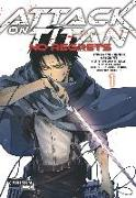 Cover-Bild zu Isayama, Hajime: Attack on Titan - No Regrets, Band 1