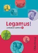 Cover-Bild zu Möltgen, Peter: Legamus!, Lateinisches Lesebuch, Ausgabe 2012, 10. Jahrgangsstufe, Schülerbuch