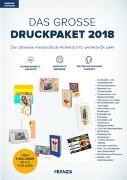 Cover-Bild zu Franzis Verlag (Hrsg.): Das große Druckpaket 2018