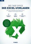 Cover-Bild zu Franzis (Hrsg.): 365 Tage Office - Mit Excel-Vorlagen durchs Jahr