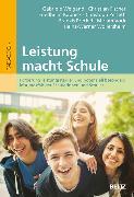 Cover-Bild zu Preckel, Franzis (Hrsg.): Leistung macht Schule (eBook)