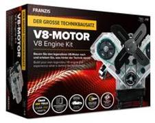 Cover-Bild zu FRANZIS (Hrsg.): Der große Technikbausatz V8-Motor