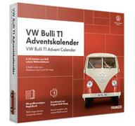 Cover-Bild zu Franzis Verlag (Hrsg.): VW Bulli T1 Adventskalender