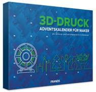 Cover-Bild zu FRANZIS: 3D-Druck Adventskalender 2020