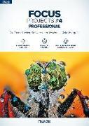 Cover-Bild zu Franzis (Hrsg.): Focus projects 4 professional (Win & Mac)